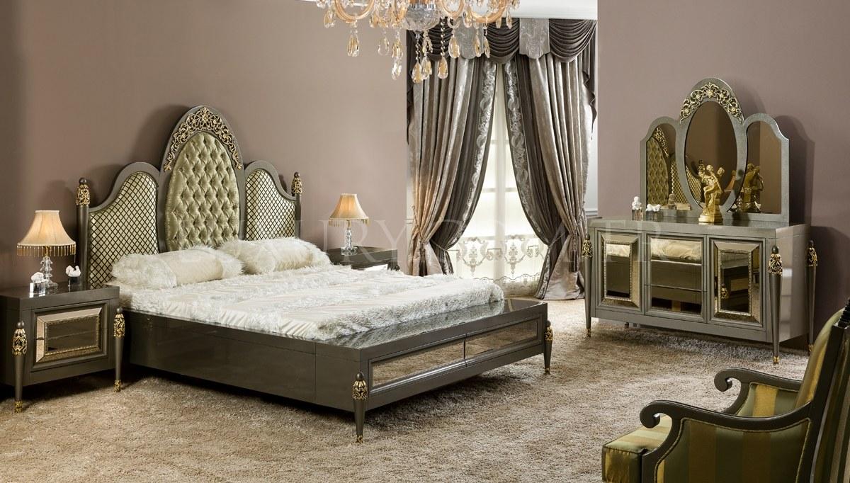 Lüks Vogena Art Deco Yatak Odası