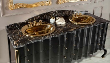 Lüks Volenta Klasik Banyo Takımı - Thumbnail