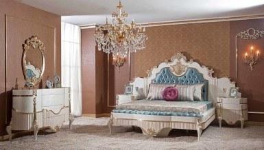 623 - Lüks Volera Klasik Yatak Odası