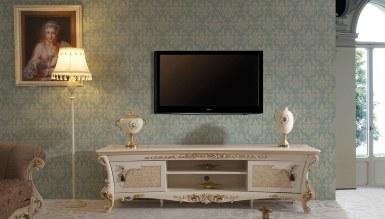 1017 - Lüks Volture Klasik TV Ünitesi