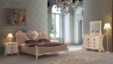 1017 - Lüks Volture Klasik Yatak Odası