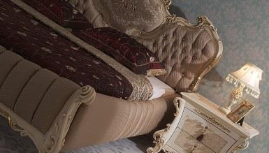 Lüks Volture Klasik Yatak Odası - Thumbnail