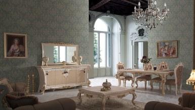 1017 - Lüks Volture Klasik Yemek Odası