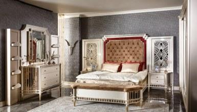 Lüks Yakova Klasik Yatak Odası - Thumbnail
