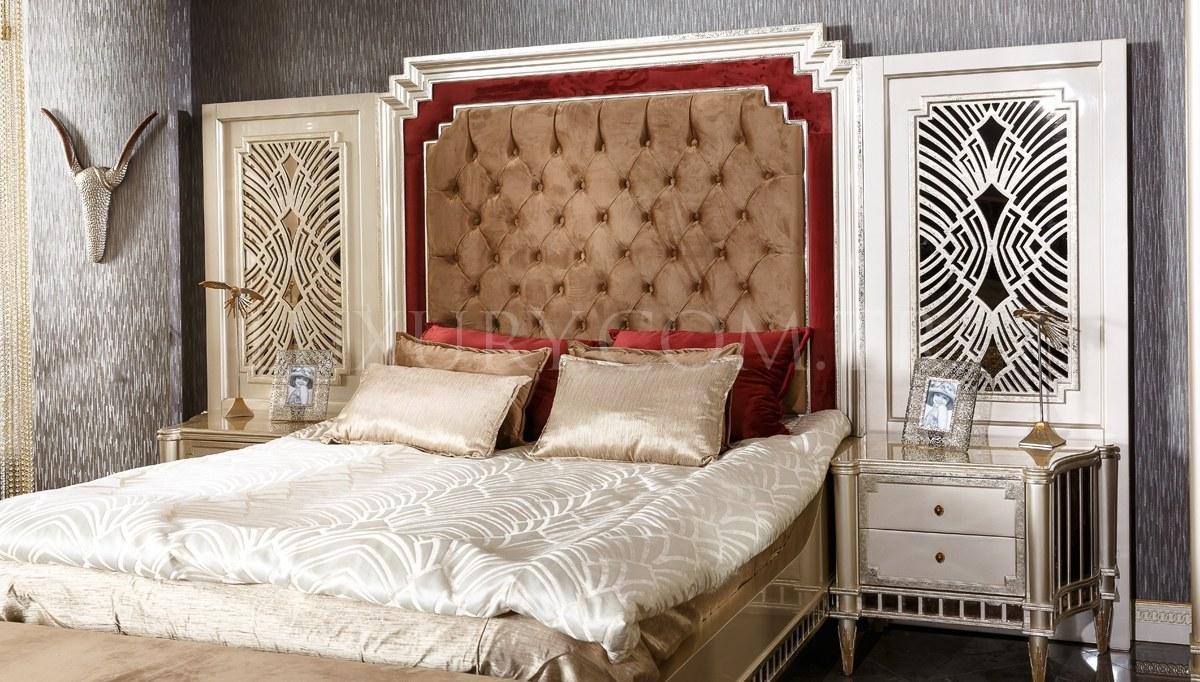 Lüks Yakova Klasik Yatak Odası