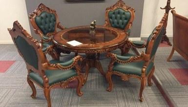 1028 - Lüks Yalı Klasik Meeting Table