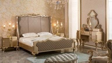 525 - Lüks Yalvaç Klasik Yatak Odası