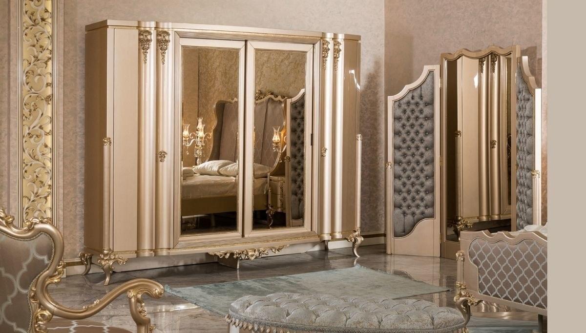 Lüks Yalvaç Klasik Yatak Odası