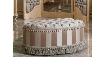 Lüks Yalvaç Klasik Yatak Odası - Thumbnail