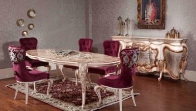 768 - Lüks Yedikule Klasik Yemek Odası