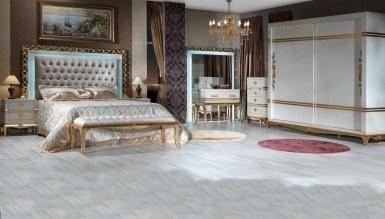 792 - Lüks Yemen Klasik Yatak Odası