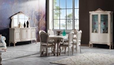 875 - Lüks Yesrib Klasik Yemek Odası