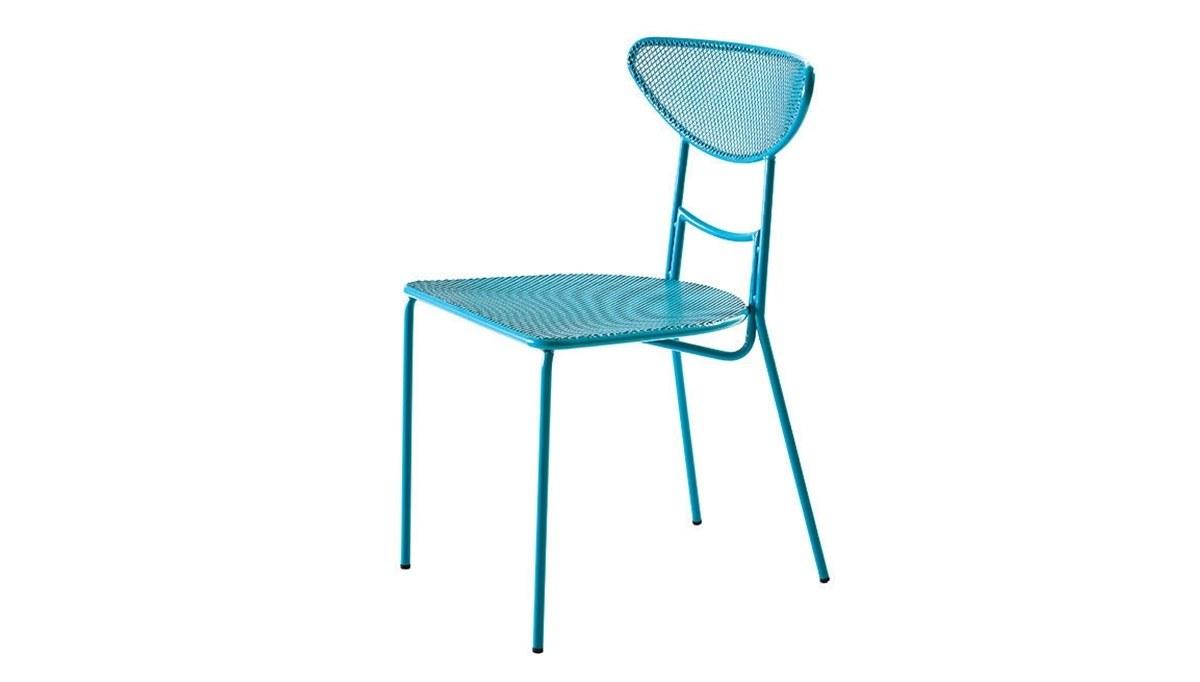 Lüks Yeti Metal Ayaklı Sandalye