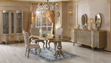 959 - Lüks Zepin Klasik Yemek Odası