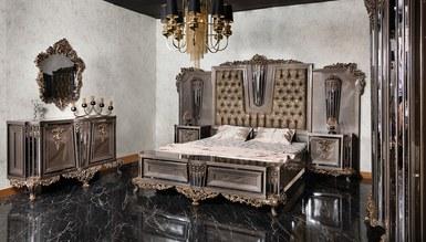 Lüks Zerafet Klasik Yatak Odası - Thumbnail