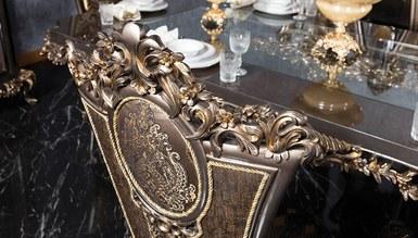 Lüks Zerafet Klasik Yemek Odası - Thumbnail