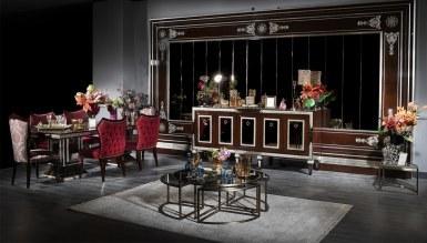 993 - Lüks Zerova Klasik Yemek Odası