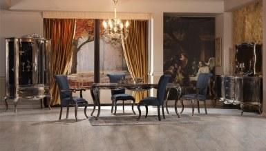 958 - Lüks Zeyane Klasik Yemek Odası
