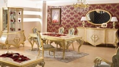 866 - Lüks Zürde Varaklı Yemek Odası