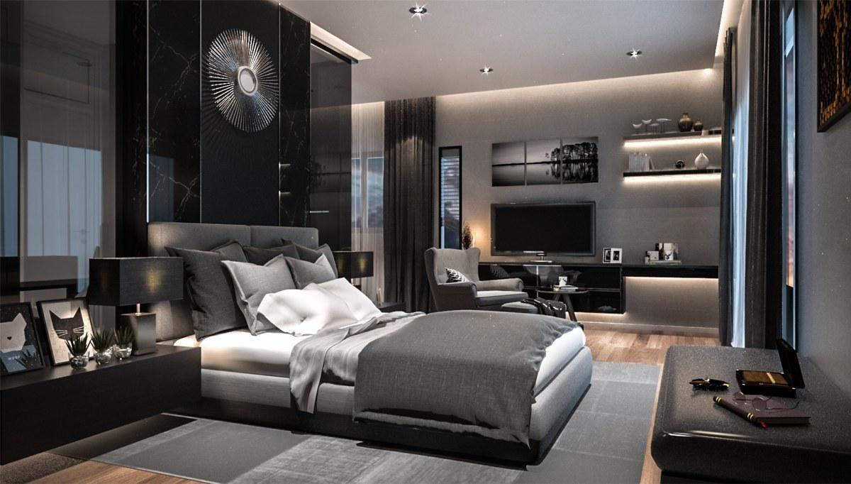 Lune otel odası