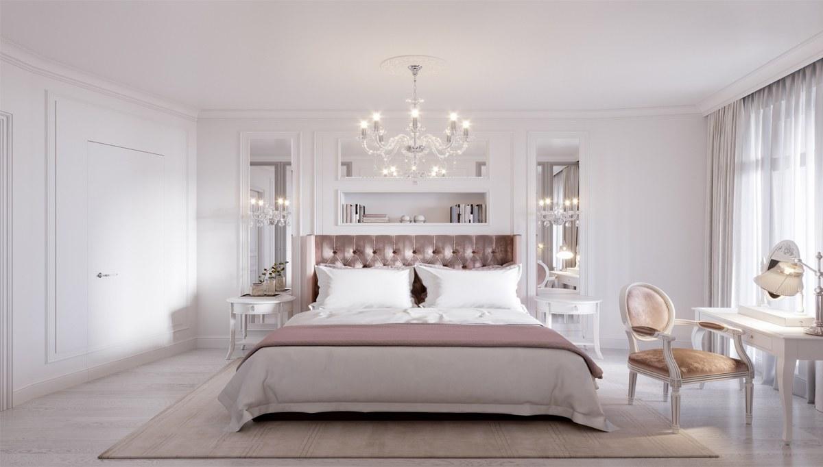 Madrid otel odası