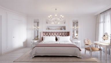 Madrid otel odası - Thumbnail