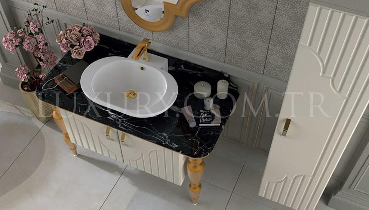 Mafrak Lüks Banyo Takımı