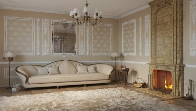 - Magno Salon Dekorasyonu