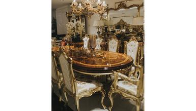 Mahaçkale Klasik Yemek Odası - Thumbnail