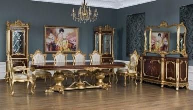 806 - Mahaçkale Klasik Yemek Odası