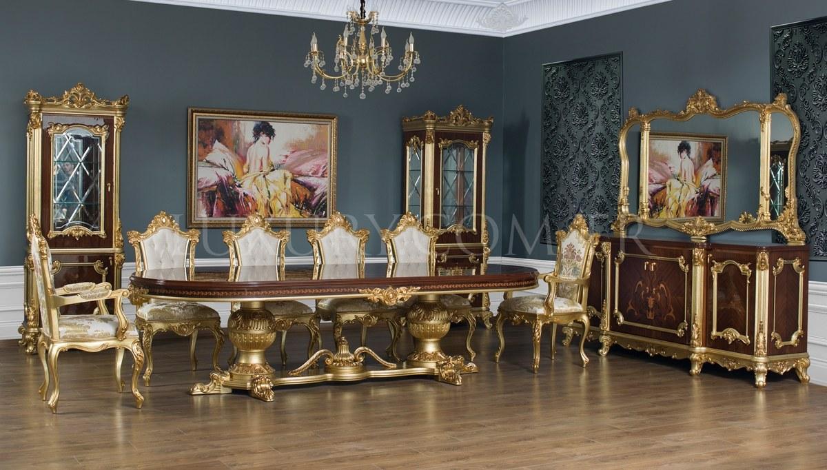 Mahaçkale Klasik Yemek Odası