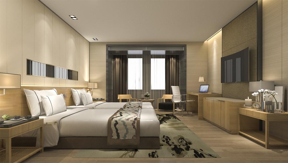 Mahizer otel odası