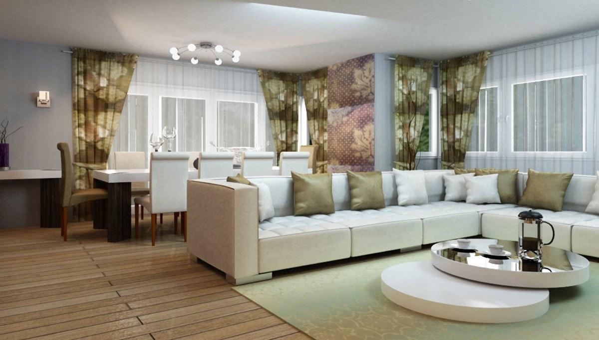 Mares Salon Dekorasyonu