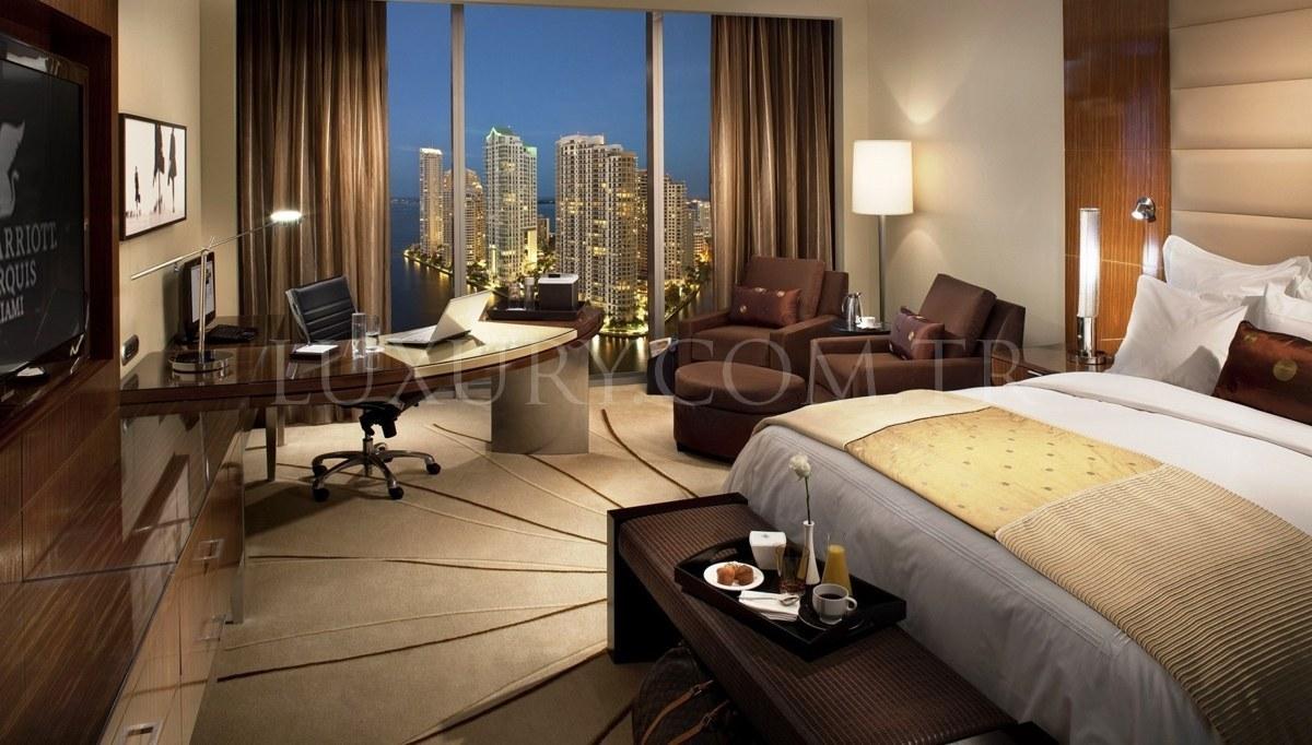 Marin Otel Odası