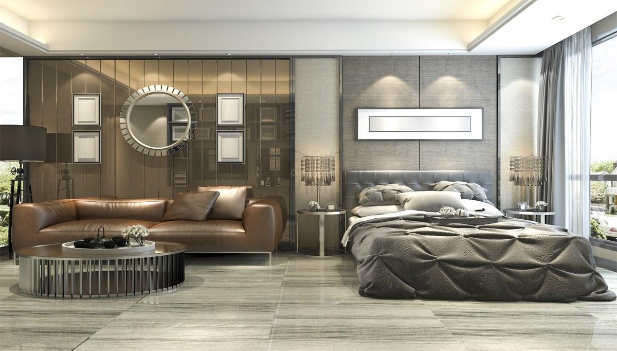 Maron otel odası