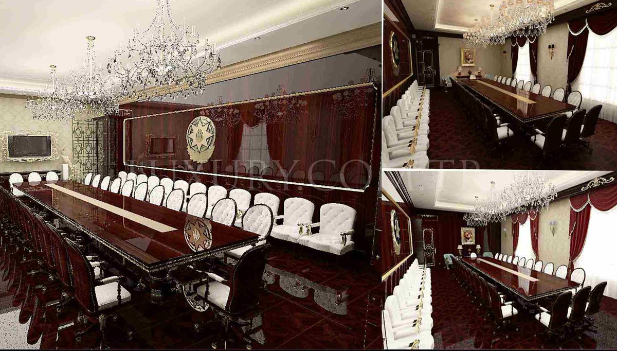 Masenas Toplantı Masası