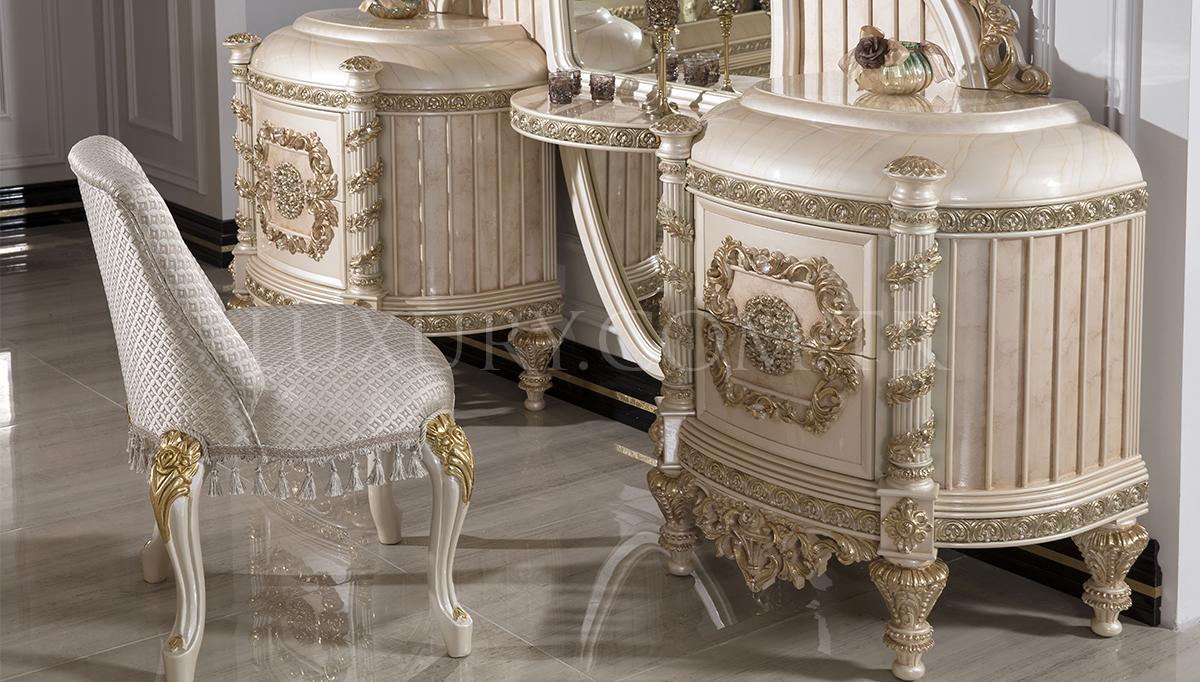 Mazender Klasik Yatak Odası