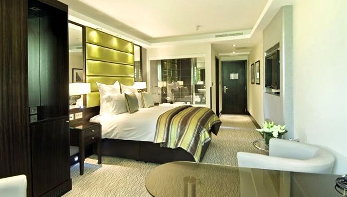 Meloga Otel Odası
