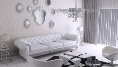 - Metan Salon Dekorasyonu