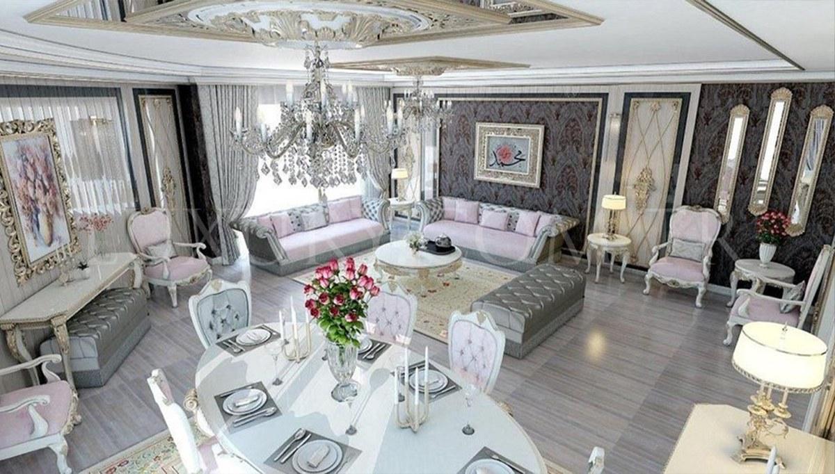 Mevmon Salon Dekorasyonu