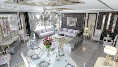 Mevmon Salon Dekorasyonu - Thumbnail