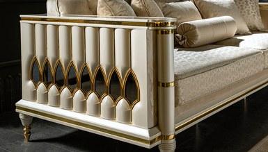 Milano Art Deco Koltuk Takımı - Thumbnail