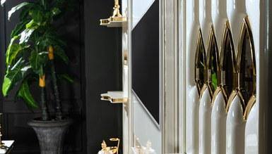 Milano Art Deco Yatak Odası - Thumbnail