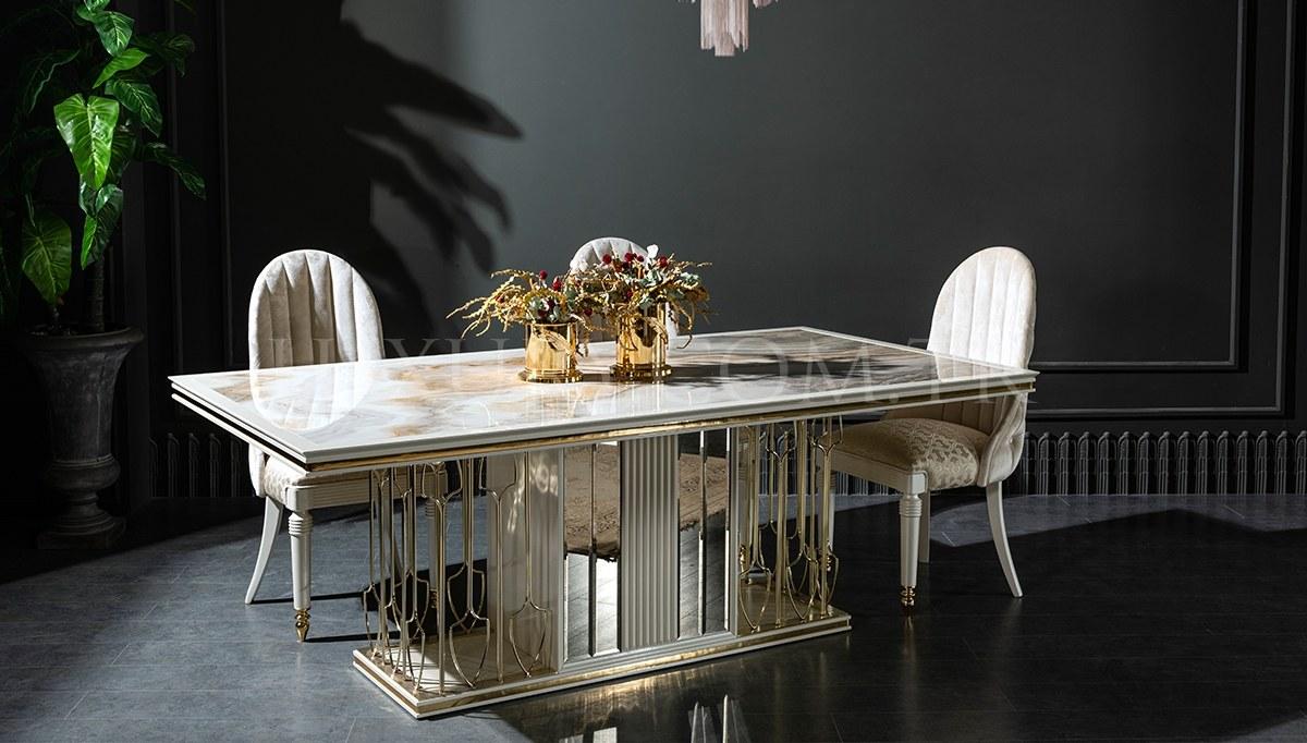 Milano Art Deco Yemek Odası