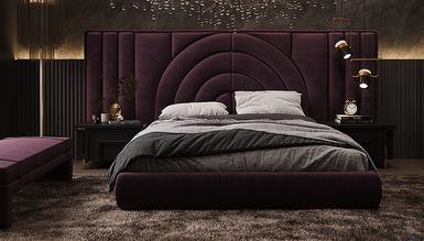 Mirella Luxury Yatak Odası - Thumbnail