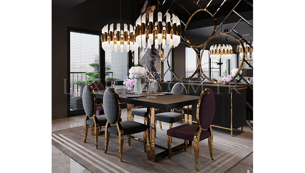 Mirella Luxury Yemek Odası