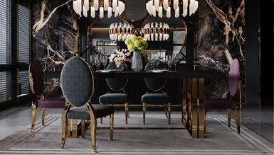 Mirella Luxury Yemek Odası - Thumbnail