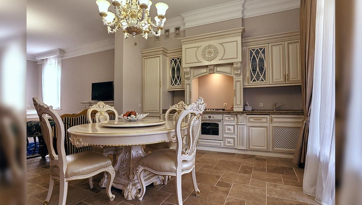 Missia Klasik Mutfak Dekorasyonu