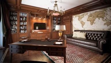 - Modern Ofis Dekorasyonu