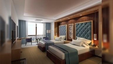 - Mofike Otel Odası